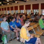 Aktywnie słuchający uczestnicy i goście