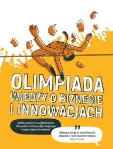 Olimpiada wiedzy o biznesie i innowacjach