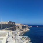 Widok na morze i miasto