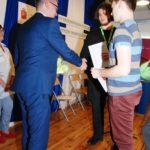 Wręczanie dyplomów
