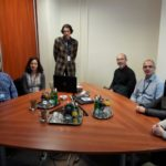 Grupa przy stole