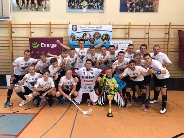 Sukces ucznia naszej szkoły w Energa Pucharze Polski Mężczyzn 2020 w Unihokeju